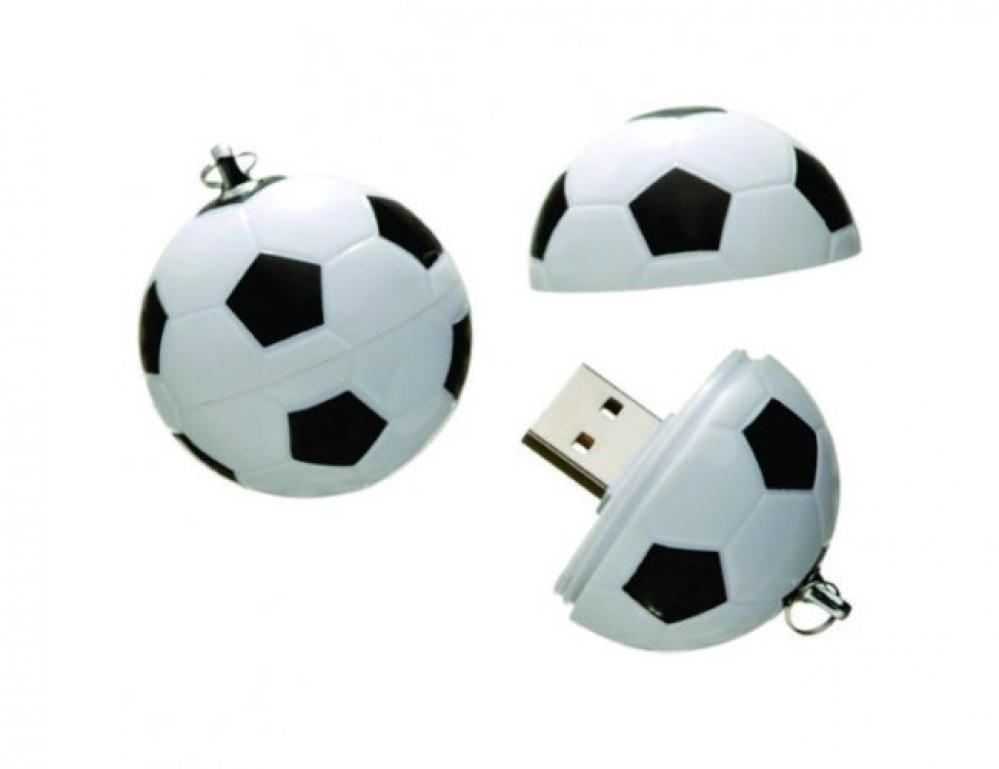 Pen Drive Bola de Futebol baa7b7df8c286